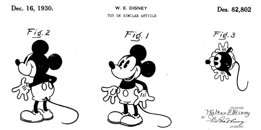 ミッキーマウス90周年と著作権