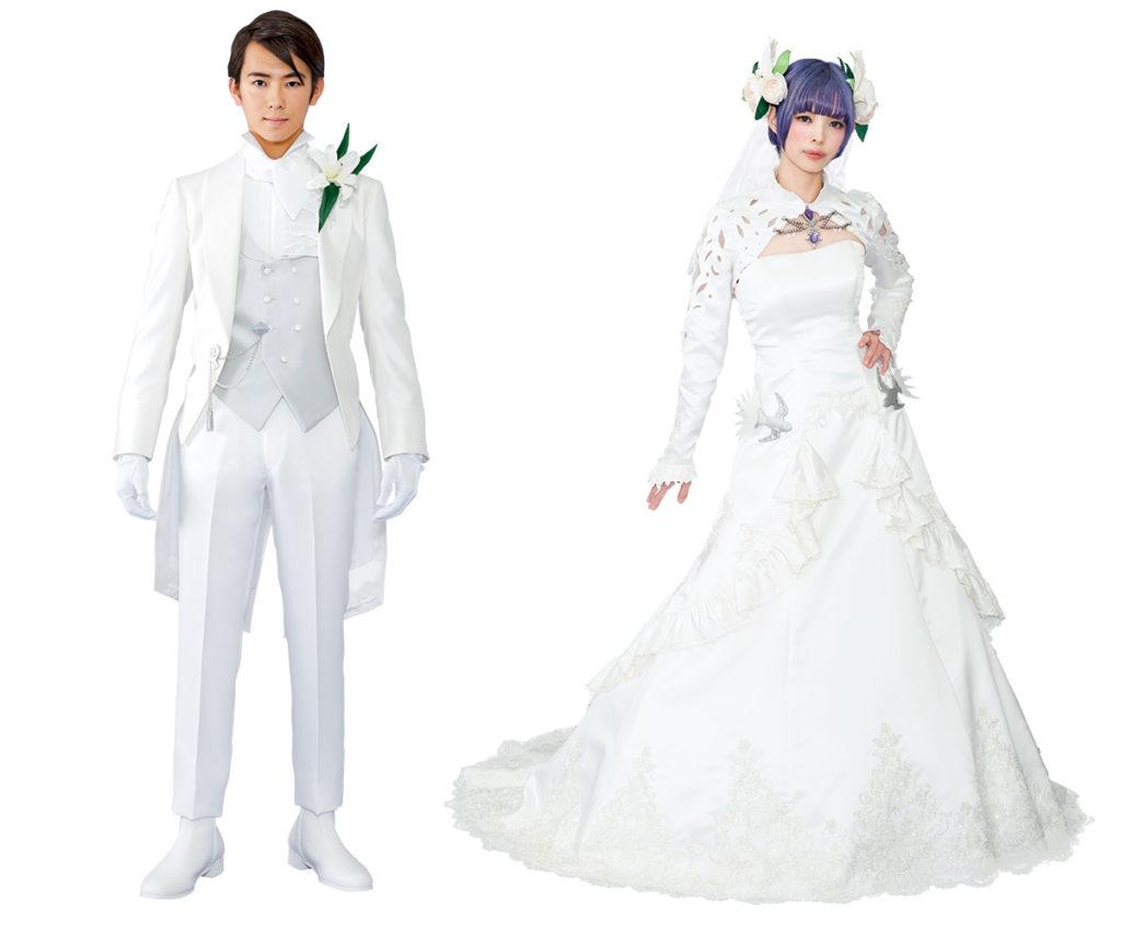 結婚式と商標権とファイナルファンタジー婚