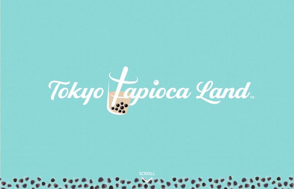 東京タピオカランドとTapistaの類似性
