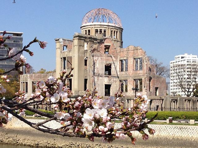 原爆投下と中止の決断